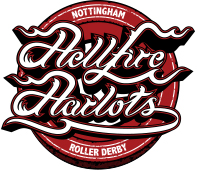 Hellfire Harlots Logo
