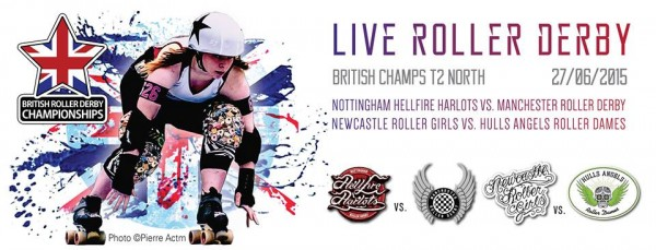 how to get into roller derby uk